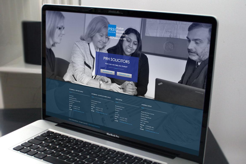 PRH Solicitors Macbook