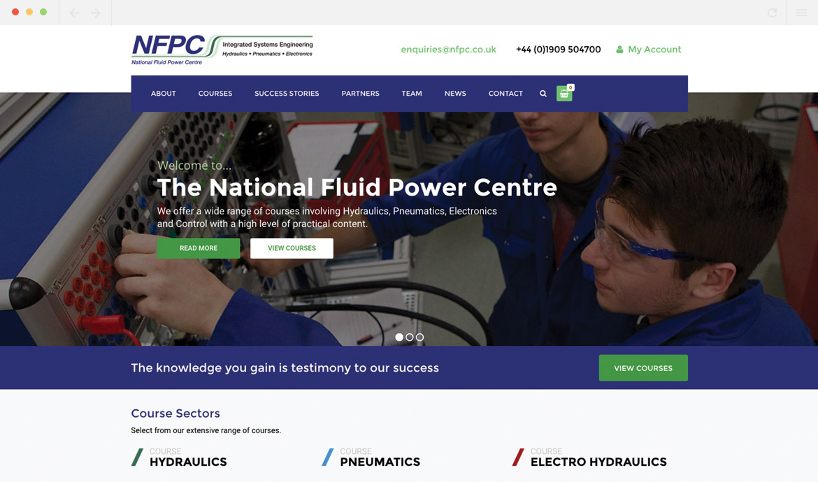 NFPC Homepage
