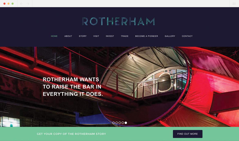 Rotherham Pioneers Main