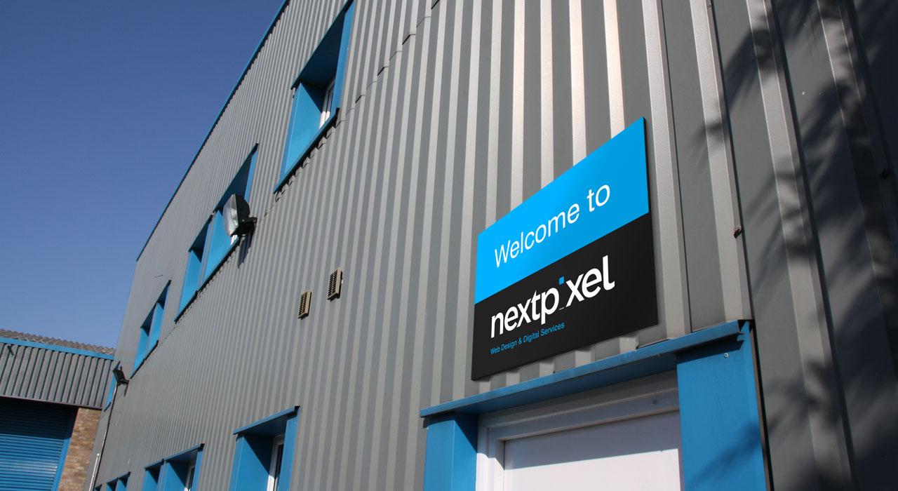 Next Pixel Signage