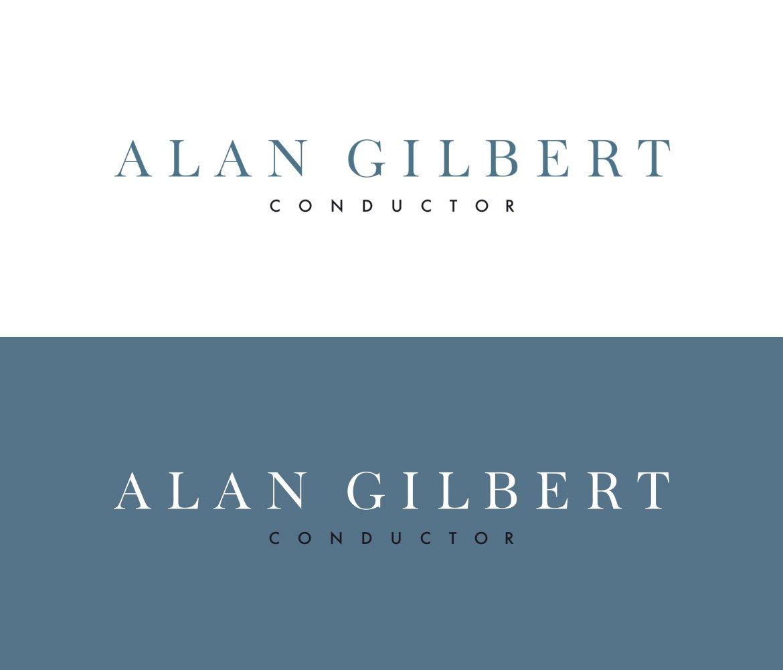Alan Gilbert Logos