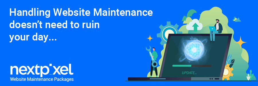 Next Pixel Website Maintenance Packages